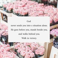 For the Lord your God is going with you! He will fight for you against your enemies, and he will give you victory! Bible Verses Quotes, Jesus Quotes, Bible Scriptures, Faith Quotes, Gospel Bible, Strong Quotes, Christian Life, Christian Quotes, Bibel Journal