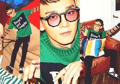 """Chen EXO (๑・ω-)~♥"""""""