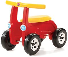 Step2 X-Rider Car Recalled for falling hazard.
