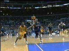 the-best-nba-gifs:  GIF Request: Kobe goes around the back and...