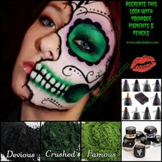 A Younique Halloween. https://www.youniqueproducts.com/brittanymarie