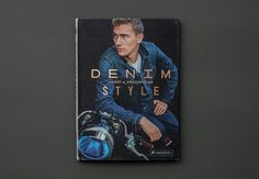 Prestel Verlag - Denim Style by Horst A. Friedrichs designed by Melville Design.