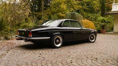 Jaguar XJ Coupé