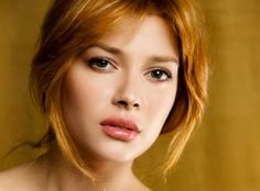 My mental picture of Lorelei in First Comes Pie (Elena Satine)