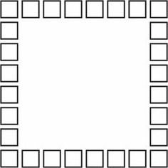 Customizable board game templates - great activity to just make ...