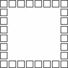 Editable Game Board Templates: -  6.9KB