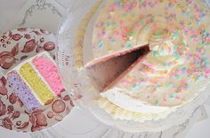 Perfect easter  cake