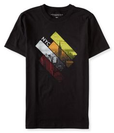 NYC Colorbars Graphic T -