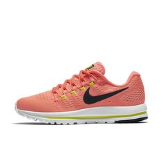 new concept da4f8 6889b Nike Air Zoom Vomero 12 Women s Running Shoe Size 11 (Pink) - Clearance Sale