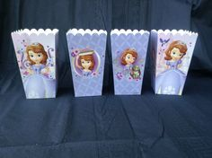 Disney princess Sofia the First Birthday Party by MYBDPcreations, $5.59