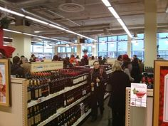Twitter / TomNorth: LCBO to come to grocery stores. ...