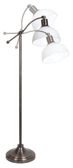 Check out lowes for great prices on ott lite ive got a floor lamp ottlite 25549rb5 25 watt tupelo floor lamp rubbed bronze ott light amazon aloadofball Image collections