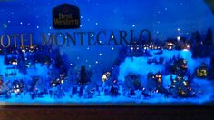 Presépio Hotel Montecarlo/ Veneza -IT. 02/2016