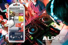 Ohrstöpsel & Gehörschutz für Musiker | Alpine MusicSafe Pro