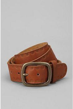 UrbanOutfitters.com > Brixton Cerro Leather Belt