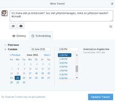 Piilotettu aarre: #CMADFI-chatti Twitteriin (bloggaukseen lisätty chatin kysymykset ja twiittien aikataulutus Twitterissä)