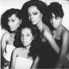 tracee ellis ross hair | Sisters! Mom! Family! Hair!