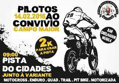 """Campomaiornews: Grupo Motard organiza """"Pilotos ao convívio"""" em Cam..."""