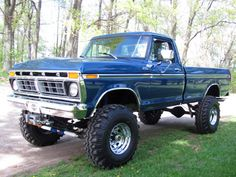 yesterdays ford truck pics | Click on smaller photos to enlarge to full size