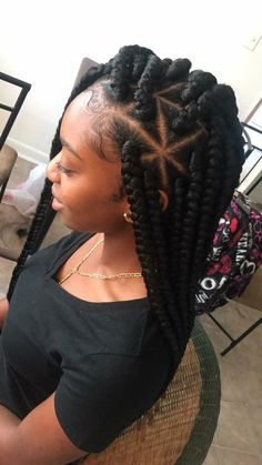 43 Cool Blonde Box Braids Hairstyles to Try - Hairstyles Trends Big Box Braids, Blonde Box Braids, Jumbo Box Braids, Box Braids Styling, Jumbo Twists, Box Braids Hairstyles, My Hairstyle, Hairstyles 2016, Latest Hairstyles