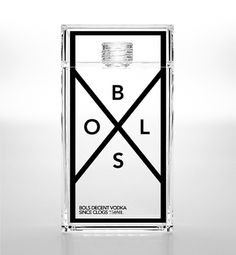 For our vodka packaging loving peeps. PD