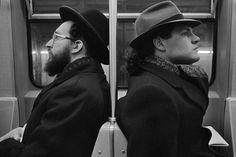 Nel suo nuovo libro, The Eyes of the City, lo street photographer Richard Sandler porta alla luce i volti dimenticati di New York.