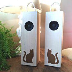 Eryk S Concept: Nice gift loudspeakers :)
