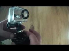 How to make 360° Time-lapse Mount for GoPro HD Hero