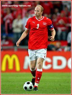 Ludovic Magnin - Switzerland - UEFA Europameisterschaft 2008