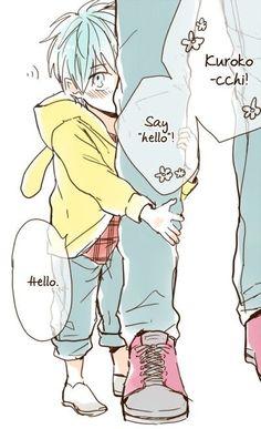 Kuroko Tetsuya | Kuroko no Basket | Anime & Manga  Je vois du Kuroshitsuji partout ! Oo