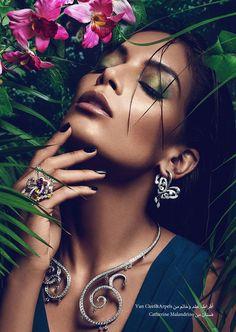 """HAYA"" magazine May 2014 issue Haute Jewelry Jewelry Photography, Beauty Photography, Editorial Photography, Portrait Photography, Fashion Photography, Jewelry Editorial, Beauty Editorial, Nature Editorial, Modeling Fotografie"
