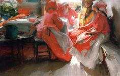 Image detail for -of the union of russian artists such as baksheyev leonard turzhansky ...