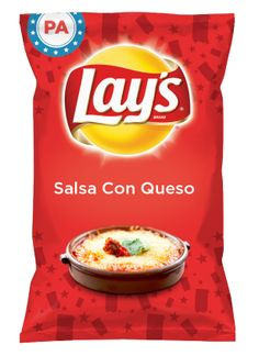 VOTE FOR MY FLAVOR! Wouldn't Salsa Con Queso be yummy as a chip? Lay's Do Us A Flavor is back, and the search is on for the yummiest chip idea. Create one using your favorite flavors from around the country and you could win $1 million! https://www.dousaflavor.com See Rules.