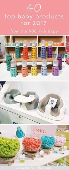 Top Baby Products for 2017 from the ABC Kids Expo
