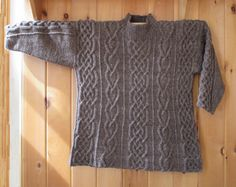 Weeping Heart Lattice Sweater pattern                       Countrywool