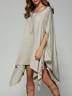 Handkerchief Oversized Dress