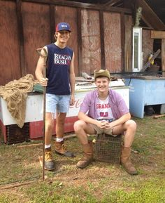 Republican Southern boys ❤ sweet and sexy