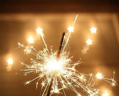 Because sparklers should be lit year round. & Especially during the glitzy holiday season... #AGHolidaySparkle
