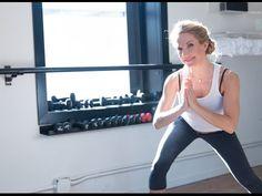 Упражнения для внутренней поверхности бедра: 7 минут