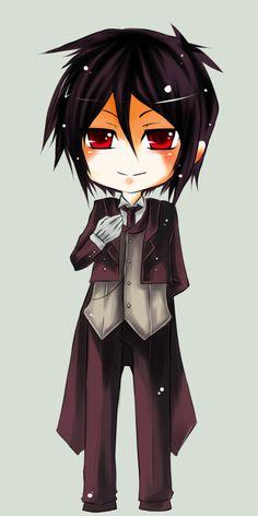 Black Butler- Sebastian