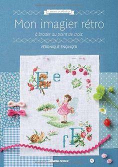 "Gallery.ru / ""Mon imagier retro"" Veronique Enginger - Продаю ""Mon imagier retro"" - natalia-stella"