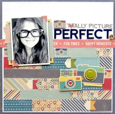 totally Picture Perfect *Jillibean Soup* - Scrapbook.com