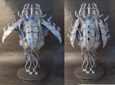 Chucking Monkeys: Tyrannocyte transformer