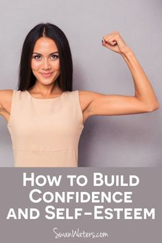 Join SwanWaters for access to How to Build Confidence and Self-Esteem  The ultimate act of self-empowerment and escape from abuse, is to feel better about yourself. Building your confidence and self-esteem is a crucial part of that journey.   Start your healing journey today on SwanWaters.com