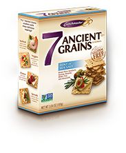 Crunchmaster Gluten Free Crackers | Products | 7 Ancient Grains Crackers