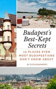 10 Places Even Most Budapestians Don't Know About. Scratch below the surface and discover Budapest beyond its main tourist attractions! Best Kept Secret, The Secret, Below The Surface, Budapest, Maine, Avocado, Places, Cover, Lawyer