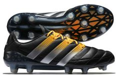 Win! Adidas Ace 16.1 boots and THREE pairs of gloves