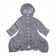 Pom Pom Casual Tessy hooded coat