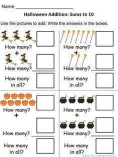 math worksheet : halloween addition  subtraction within 5  subtraction worksheets  : Horizontal Subtraction Worksheets