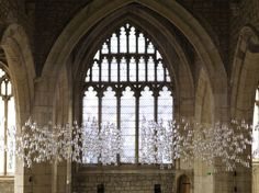 Laura Belém: The Temple of a Thousand Bells at York St. Mary's.